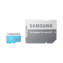 Samsung 8GB microSDHC Class 6 Card with SD Adapter MB-MS08D