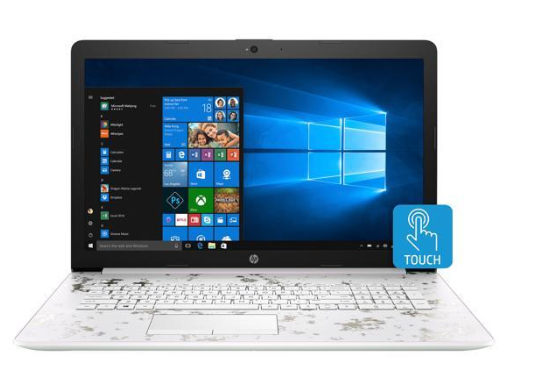 "HP 17-by0022cy 17"" Touch Laptop Intel I5-8250U 8GB 1TB/16GB Optane Win10 - B"