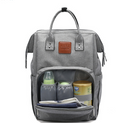 Citi Collective Citi Traveler Diaper Bag Backpack Grey - NEW
