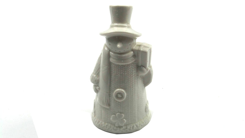 Connemara Marble Ceramic Figurine Snowman - NEW