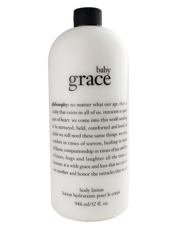 Philosophy Baby Grace Lotion 946ml/32oz. - NEW
