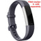 Fitbit Alta HR & Fitbit Alta FB163ABGYL Wristband Straps Large Grey - NEW