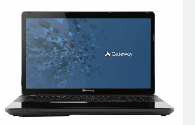 "Gateway 17.3"" Laptop NE72224U AMD E2-3800 1.30GHz 4GB RAM 500GB HDD W8.1 Silver - A"
