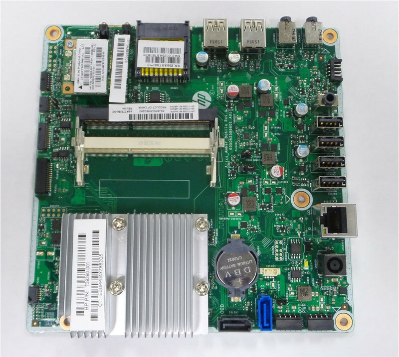 "HP AIO 23"" 23-P142 MotherBoard Unit 775260-001 - REFA"