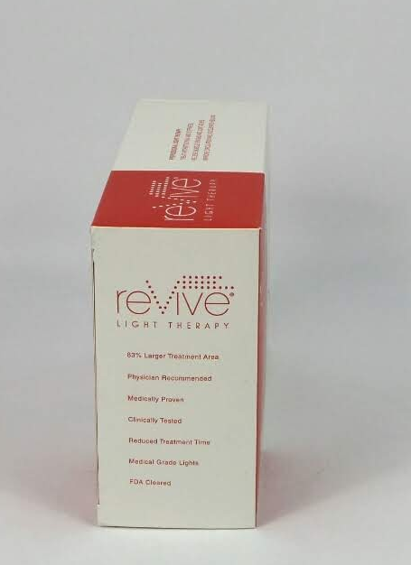 reVive XL Wide Coverage LED Light Therapy System for Pain - NEW