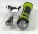 MobilePower retractable LED Worklight with Swivel Head Green - NEW