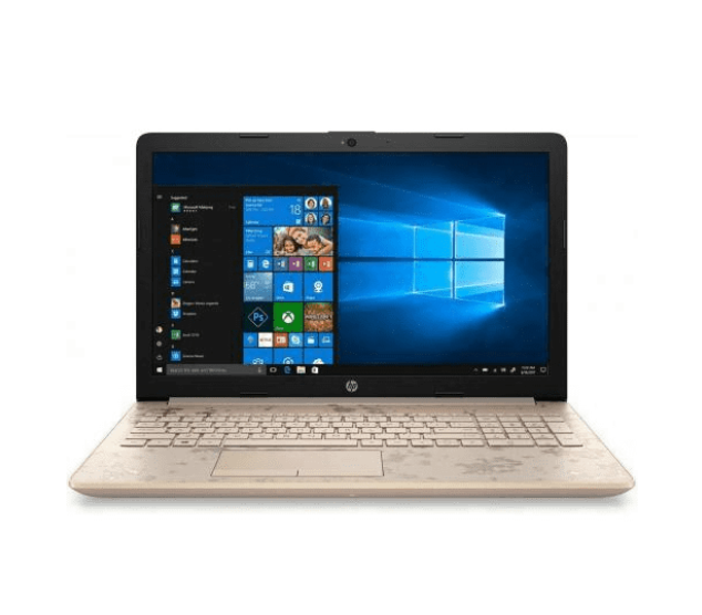 HP Notebook 17-BY0021CY 17in Touch Intel I5-8250U 8GB 1TB+16GB WIN10  - B