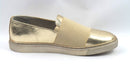 Lori Goldstein Collection Slip-On Tonal Sneakers Metallic Gold - A