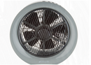 "Bionaire 12"" Fan BFF1222BR-BM with Rotating Grill and Remote Control - NEW"