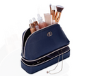 Caboodles Life & Style Jewelry & Cosmetic Organizer Case Navy - NEW