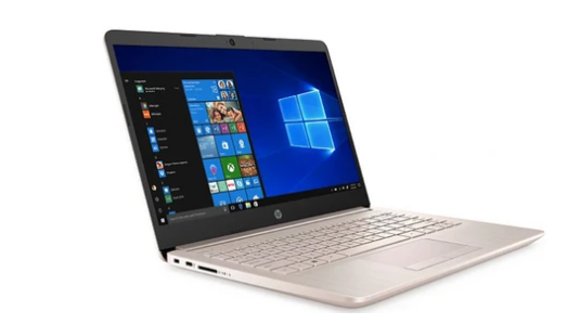 HP 14-CF1013DS 14in Touch Laptop Intel 5405U 4GB 64GB WIN10 Rose Gold - NEW