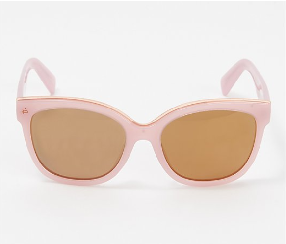 Prive Revaux Lovey Dovey Polarized Sunglasses Pink - NEW
