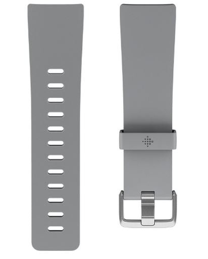 Fitbit Band for Fibit Versa Smartwatch FB166ABGYL Grey - NEW