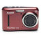 Kodak PIXPRO FZ43 Digital Camera Red - A
