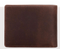 Karla Hanson Men's Leather Wallet with Eagle Brown - NEW