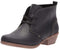 Clarks Artisan Leather Lace up Ankle Boots Wilrose Sage Black - NEW
