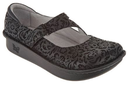 Alegria Dayna Womens Professional Shoe Minted - A