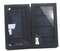 Lori Greiner Set of 2 Safekeeper In-Drawer Jewelry Boxes Black - NEW