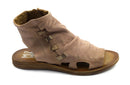 Miz Mooz Leather Ankle Sandals Fizzy Rose - NEW