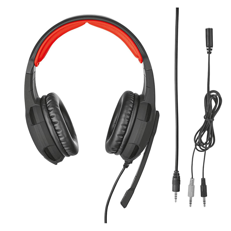 Trust 21187 GXT 310 Radius Gaming Wired Headset with Microphone  - NEW