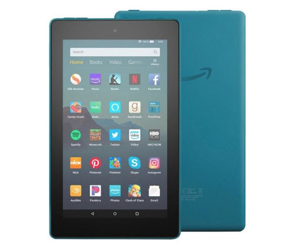 Amazon Fire 7 (9th Generation) 7in 16GB Tablet Twilight Blue  - NEW