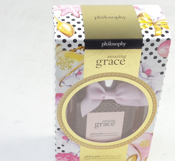 Philosophy Amazing Grace Limited Edition For Women Spray 2 Oz. - NEW