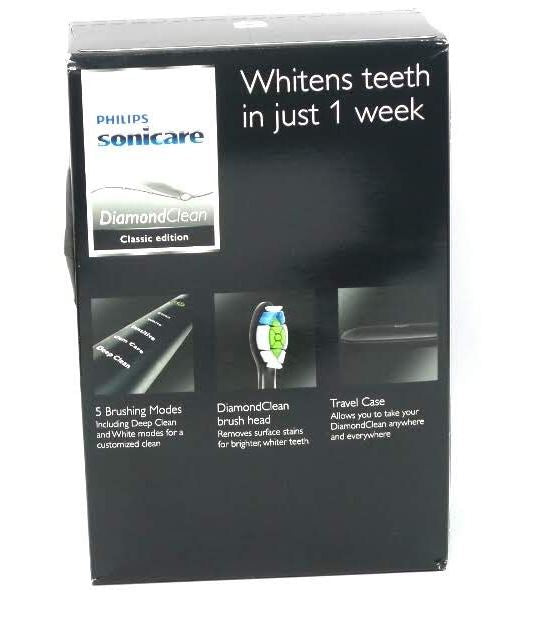 Philips Sonicare Diamond Clean HX9352/59 Rechargeable Toothbrush Black - A