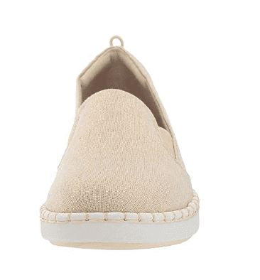 CLOUDSTEPPERS by Clarks Slip-On Shoes- Step Glow Slip Soft Gold - NEW