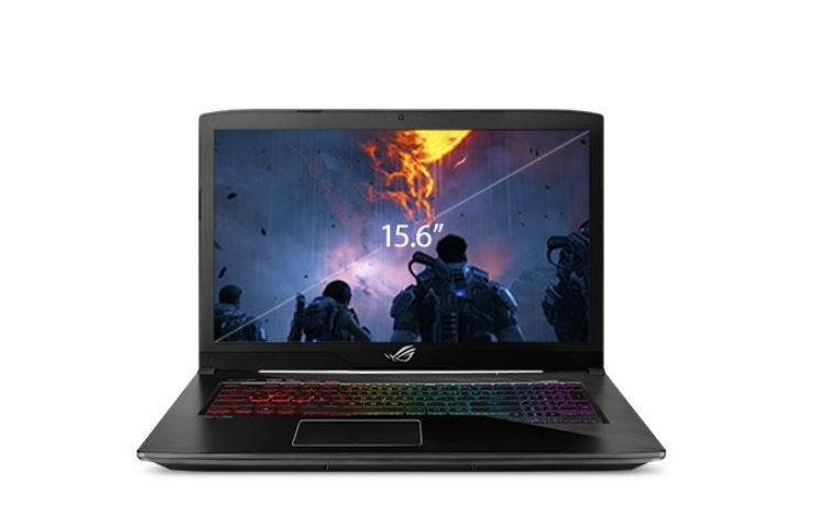 ASUS ROG Strix GL503VD-DB71 15.6in Laptop Core i7-7700HQ 2.80GHZ GeForce GTX 1050 16GB RAM 1TB HDD Windows 10 - B