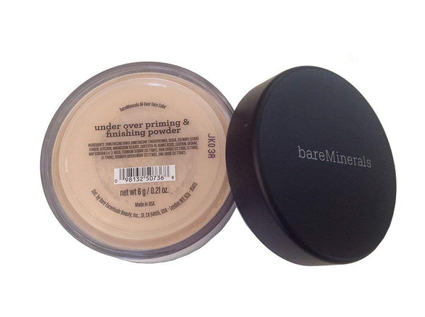 bareMinerals Under Over Priming and Finishing Powder 6g/0.21oz. - NEW