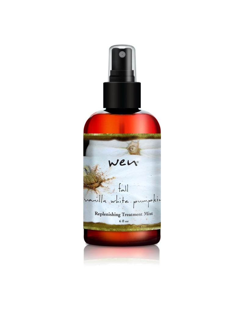 WEN Fall Vanilla White Pumpkin Replenishing Treatment Mist 6oz. - NEW