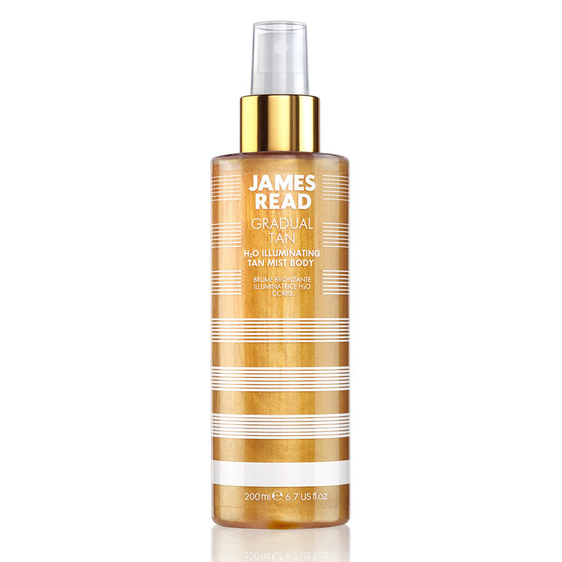 James Read Gradual Tan H2O Illuminating Tan Mist Face 6.7fl. oz. - NEW