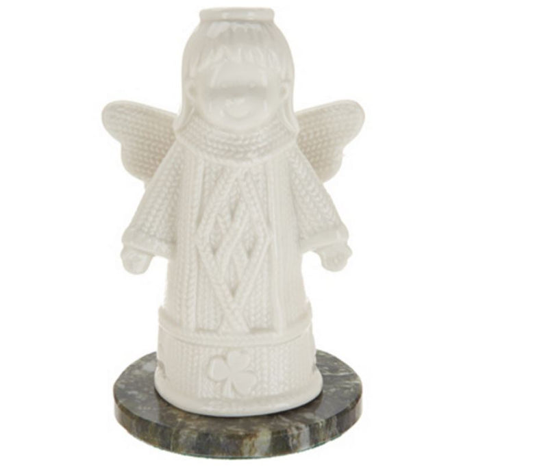 Connemara Marble Christmas Angel - NEW