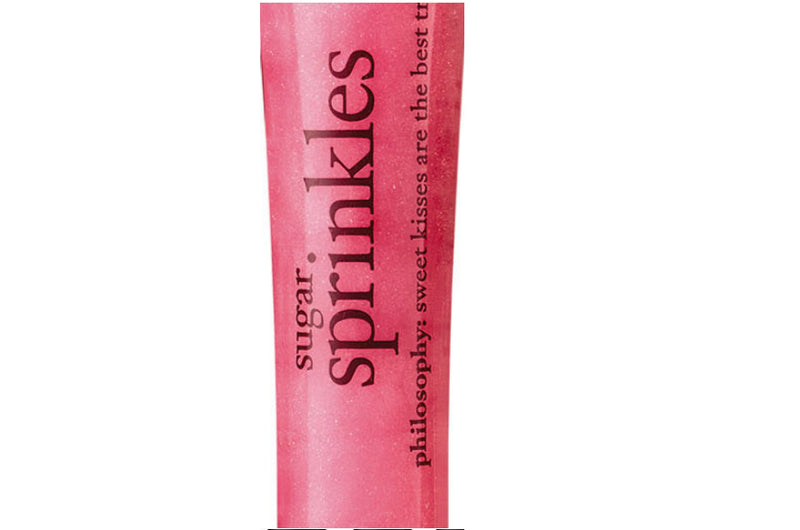 Set of 2 Philosophy Sugar Sprinkles Lip Shine 12 ml / 0.4 oz. - NEW