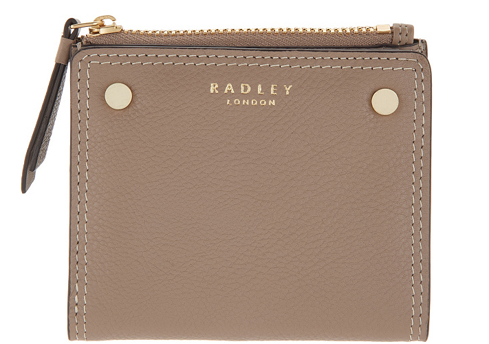 RADLEY London Clifton Hall Small Wallet Mink - NEW