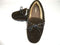 Clarks Suede Men's Moccasin Slippers Brown - A
