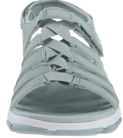 Ryka Gladiator Sport Sandals Devoted Tidal Blue - NEW