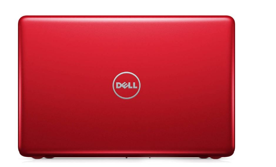 "Dell 15 5565 15.6"" Laptop AMD A9-9400 (7th Gen) 2.4GHz 8GB RAM 1TB HDD Win 10 Red - A"