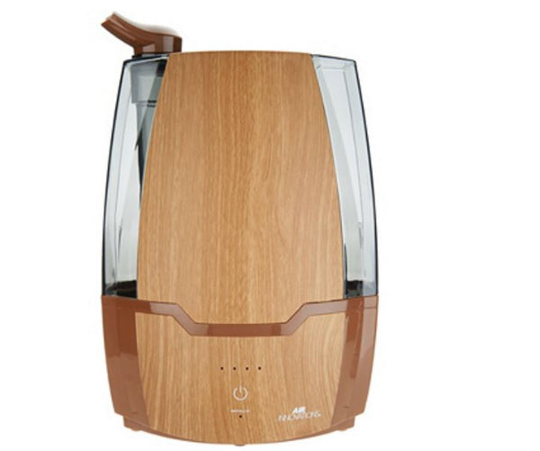 Air Innovations Clean Mist Humidifier with Sensa Touch Oak - NEW