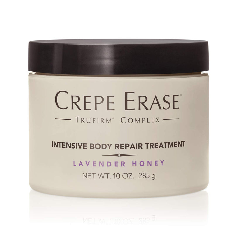 Crepe Erase Intensive Body Repair Treatment Lavender Honey 10 oz. - NEW