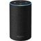 Amazon Echo B06XCM9LJ4 2nd Gen Smart Speaker Heather Charcoal Fabric  - B