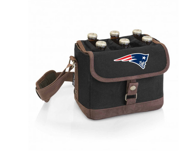 Picnic Time NFL Beer Caddy Cooler Tote with Opener Falcons - NEW