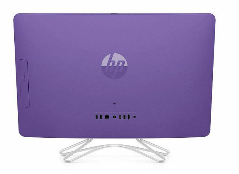 HP 24-E078CY All-in-One Intel i3-7100U 4GB 1TB 23.8in Touch Win10 Purple - C