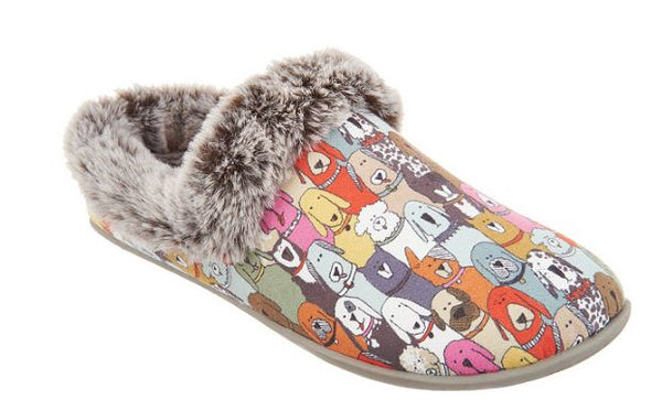 Skechers BOBs Clog Slippers Wag Party Multi - NEW