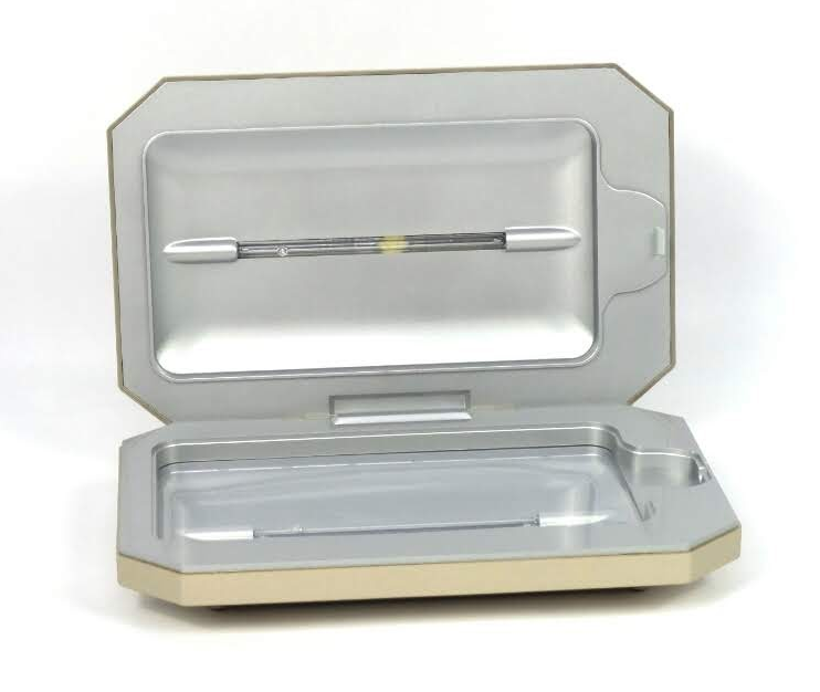 PhoneSoap UV Smartphone Sanitizer & Universal Charger Gold - NEW