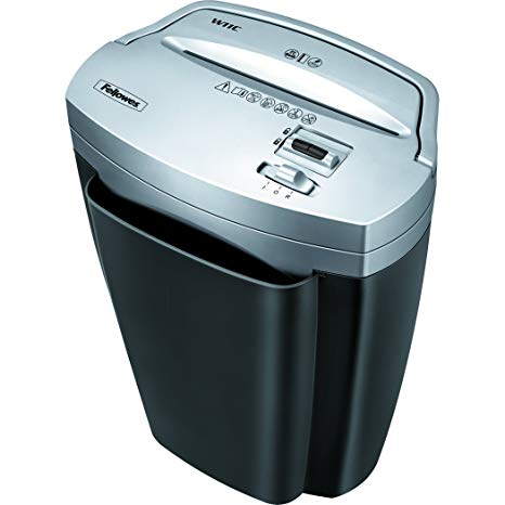 Fellowes Powershred 11-Sheet Crosscut Paper and Credit Card Shredder - B