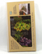 Instand Counter Decorative Glass Burner & Prep Board Chalkboard Wine - NEW