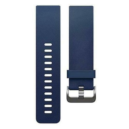Fitbit Blaze Classic Band Large Size Blue -Set Of 3 - NEW