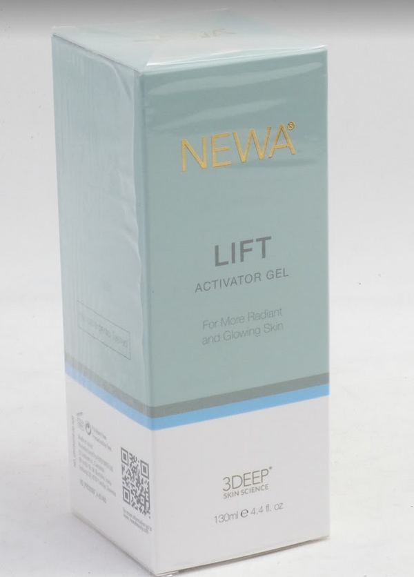 NEWA Lift Activator Gel Radiant & Glowing Skin 3Deep Sealed 4.4 oz - NEW