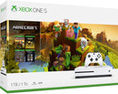 Microsoft XBox One S Game Console Minecraft Bundle 1TB White  - NEW